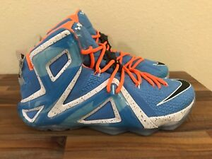 d18ad9a0241c Nike LEBRON XII 12 ELITE  Elevate  724559-488 Men Size 11.5 NEW ...