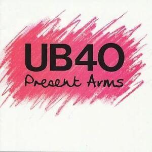 NEW-CD-Album-UB40-Present-Arms-Mini-LP-Style-Card-Case