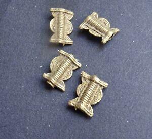 Beads Bronze Ashanti Bead Georgian Brass