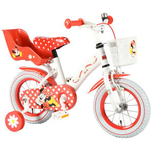 minni maus fahrrad kinderfahrrad m dchenfahrrad disney. Black Bedroom Furniture Sets. Home Design Ideas
