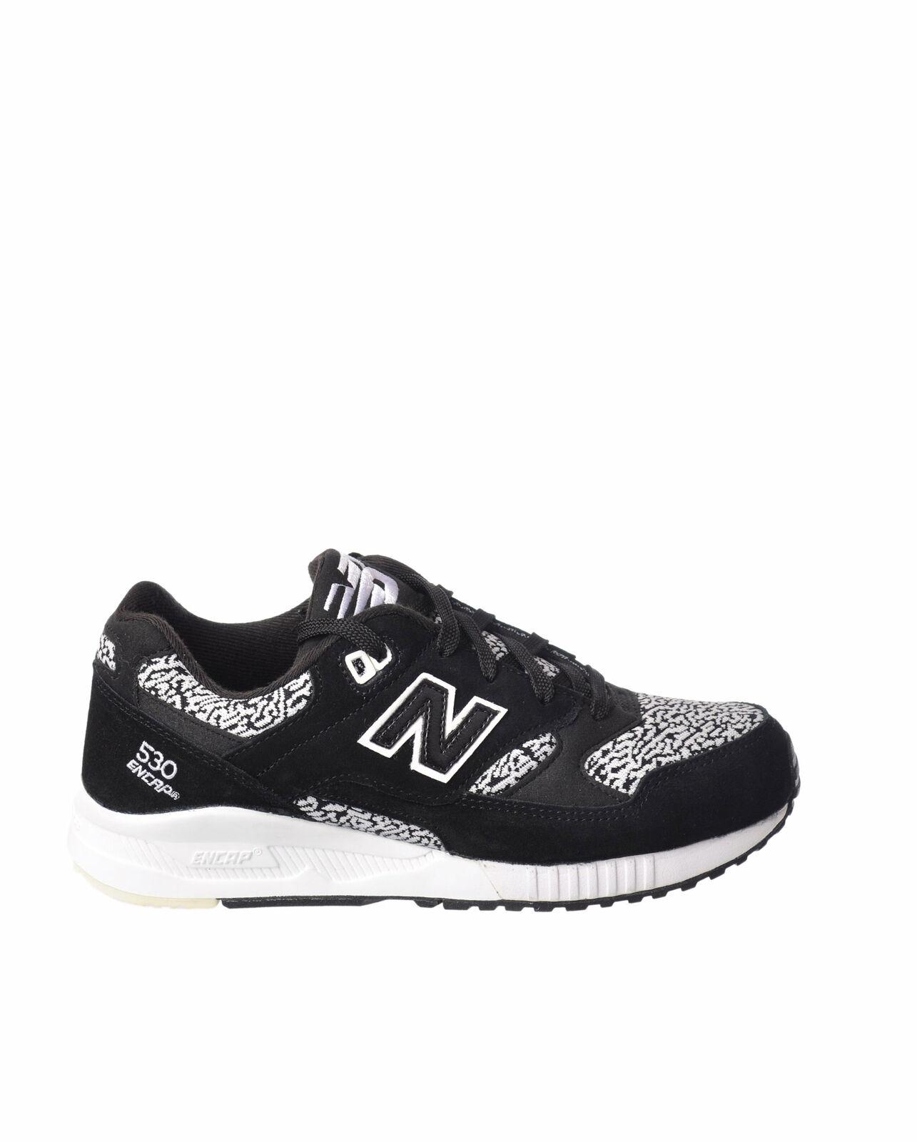 New Balance-Zapatos-con cordones-Mujer-Negro - - - 2574115G184602  connotación de lujo discreta