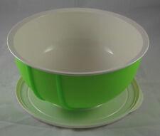 Tupperware D 16 Mittlerer Rührstar 3 l Rührschüssel neongrün grün / weiß Neu OVP