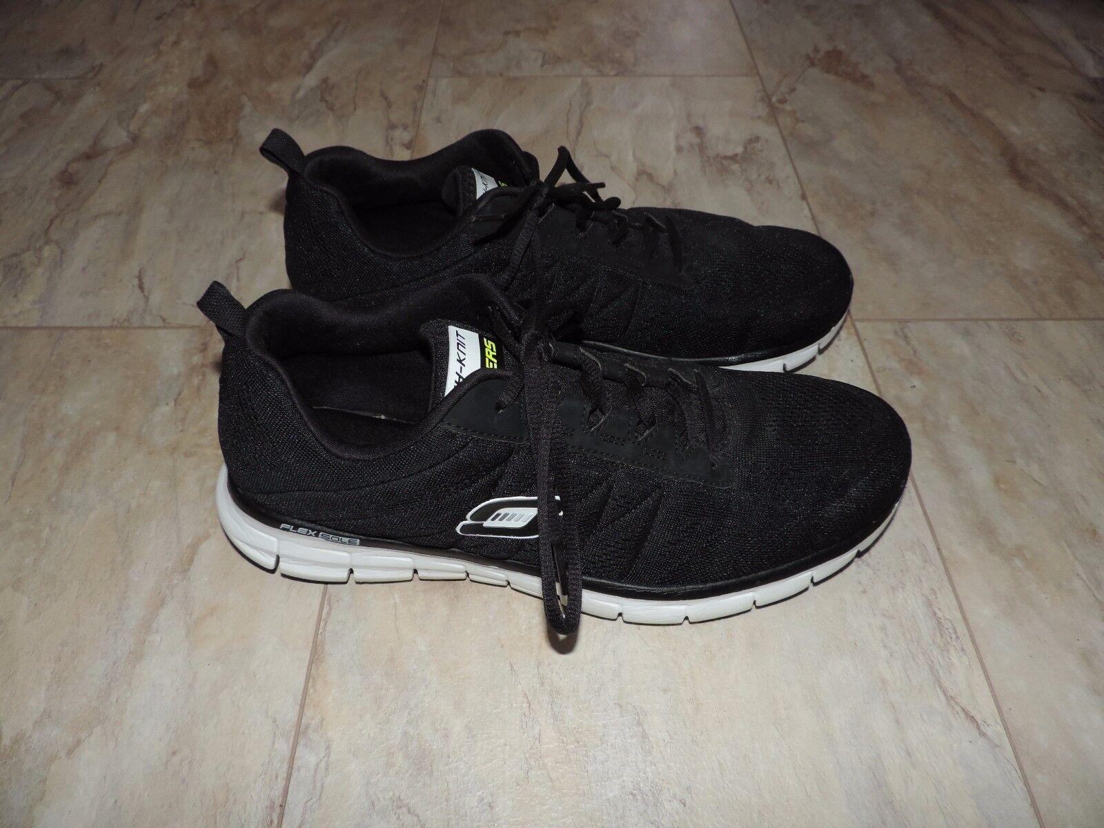 Skechers Herren Schuhe 45 Sneaker Sportschuhe, Gr.10 Eur. 45 Schuhe 17f659