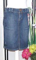 Vêtement Femme ... Jupe En Jeans  Lois  Neuve ... T : 36