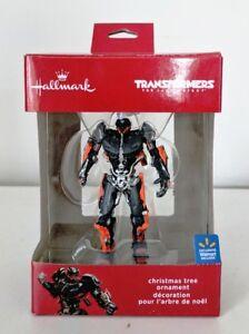 Hallmark-Transformers-THE-LAST-KNIGHT-Tree-Ornament-2017-Brand-new-2HCM2678