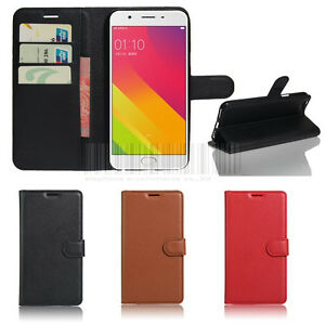 wholesale dealer d0f9e bd4ce Wallet Leather PU Flip Case Cover For Oppo F1S A1601 A59 | eBay