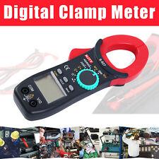 Acdc Volt Amp Digital Clamp Meter Tester Multimeter Auto Ranging Current Tool