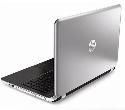 "SILVER HP 15-N041EA 15.6"" INTEL DUAL CORE LAPTOP 750GB HDD 6GB RAM, EX-DISPLAYa"