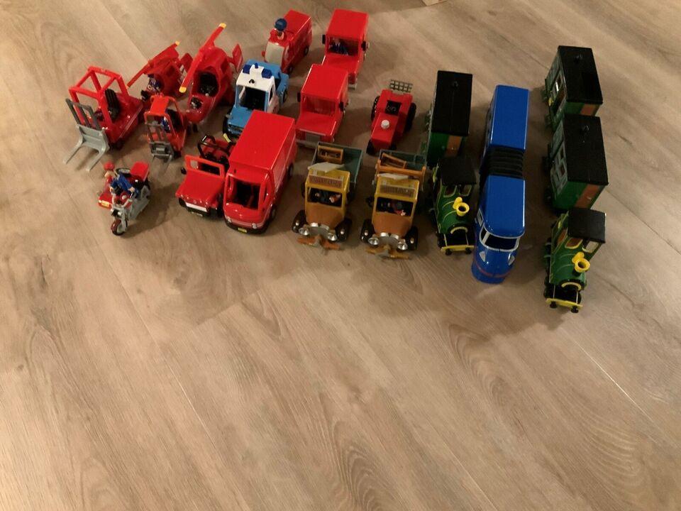 Postmand per legetøj, Postmand per