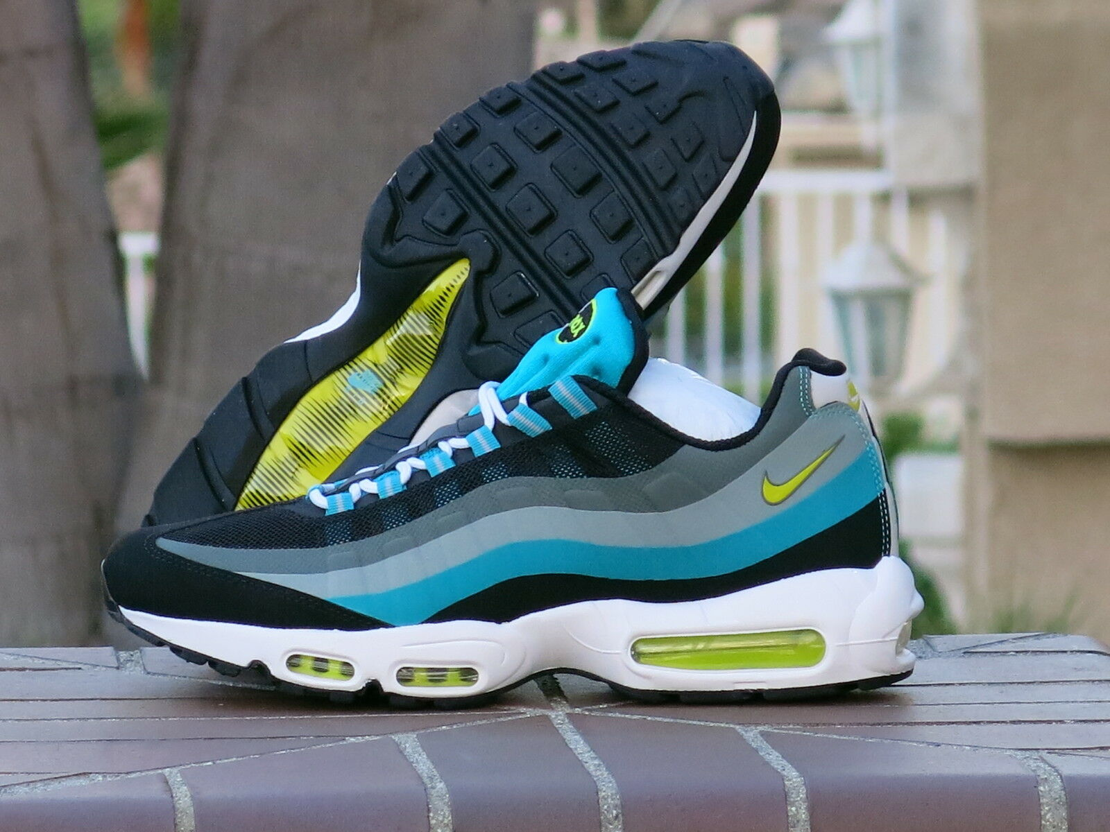 on sale 5b02e 5dd1e Nike Air Max 95  No-Sew Men s Running, Cross Training shoes shoes shoes