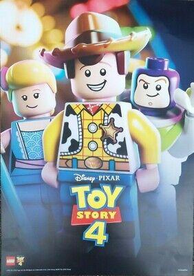 Disney FROZEN II Lego Promo stickers new