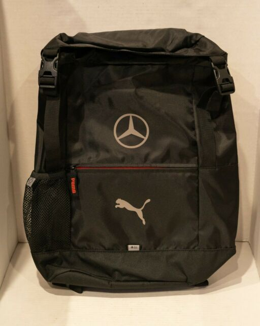 Puma / Mercedes Back Pack Excellent Condition | eBay