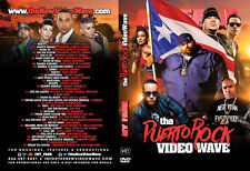 The Puerto Rock VideoWave [CD & DVD] [Double Disc] [Spanish, Reggaeton, Rap]