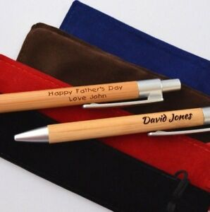 Any Word Mother teacher Gift Birthday Personalise pen engraved wedding wife Dad oGfQbjTS-09122532-371334024