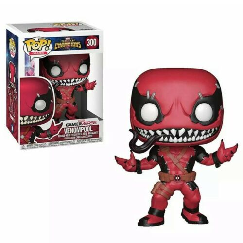 Avengers Deadpool Venom Vinyl Action Figure New Toy Doll 300# FUNKO-POP