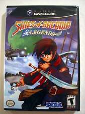 Skies of Arcadia Legends Nintendo GameCube BRAND NEW FACTORY SEALED