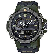 Casio Protrek PRW-6000SG-3 PRW-6000SG Accompanied Attached Band Watch Brand New