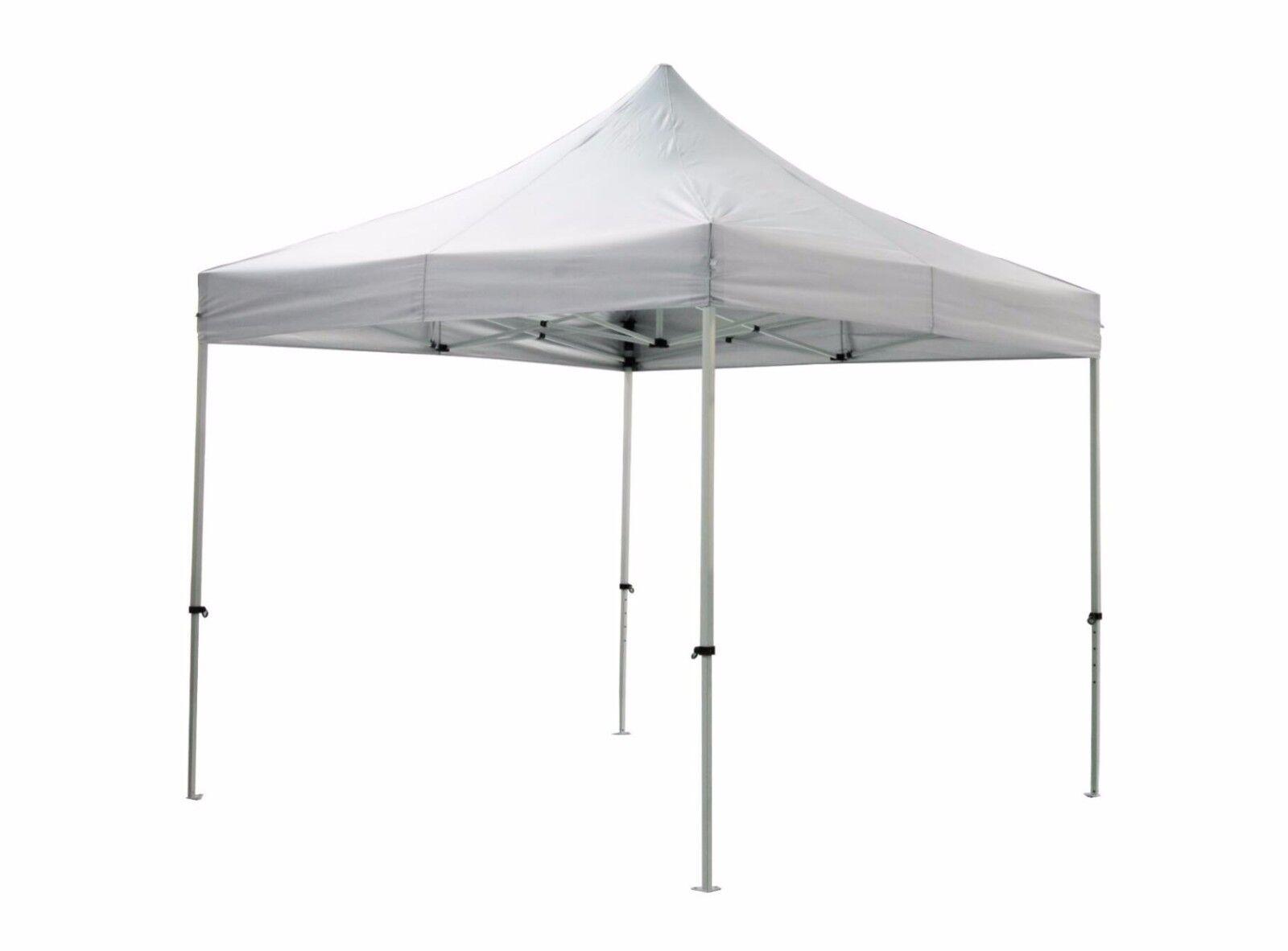 GREADEN-Tente Pliante Blanche Tonnelle Pliable 3x3m PREMIUM LIGHT Pavillon Jardi