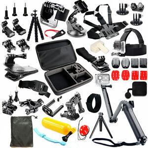 Tre-VIE-Pro-Treppiede-Accessori-Kit-Per-Gopro-HERO-5-3-4-SJCAM-Xiaomi-Yi
