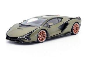 Lamborghini-Sian-FKP-37-hibrido-2020-escala-1-18-De-Bburago