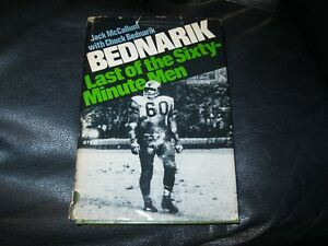 Bednarik-Last-of-the-60-Min-Men-Book-Autographed-by-Chuck-Bednarik-JSA-Auc-Cer-2