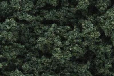 2019 Ultimo Disegno Woodland Scenics Fc684 Dark Green Clump Foliage Ultimi Design Diversificati