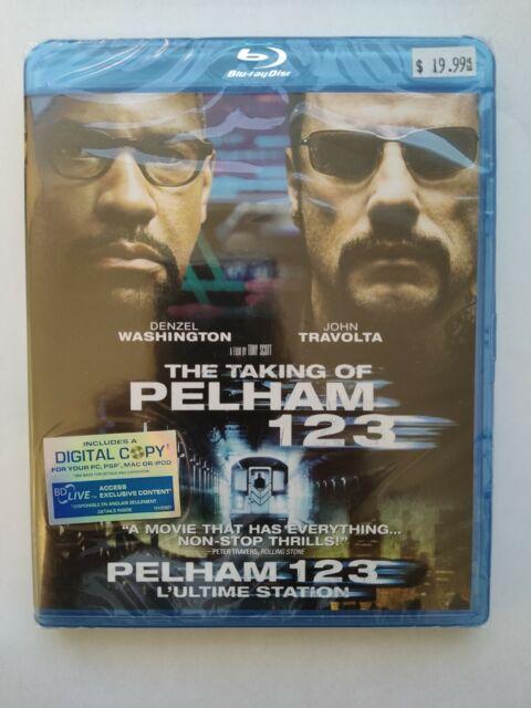 The Taking of Pelham 123 Blu-ray