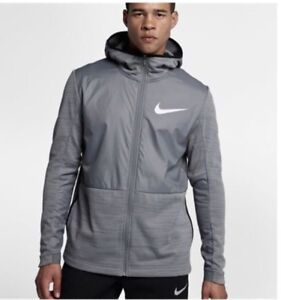68a3ab476873 Image is loading MEN-039-S-NIKE-WINTERIZED-F-Z-HOODIE-Therma-