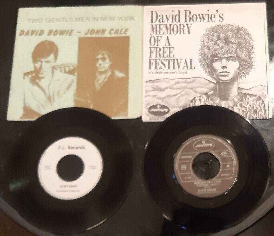 Single, David Bowie, Two gentlemen in New York