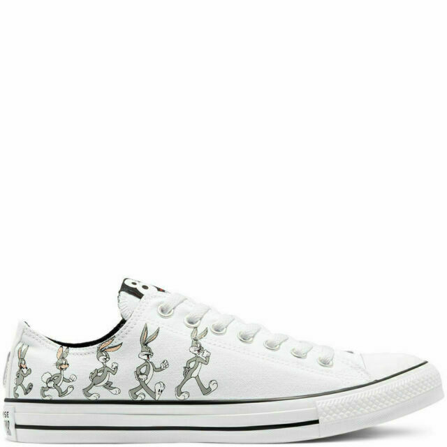 Size 8.5 - Converse Chuck Taylor All Star Low x Looney Tunes 80th ...