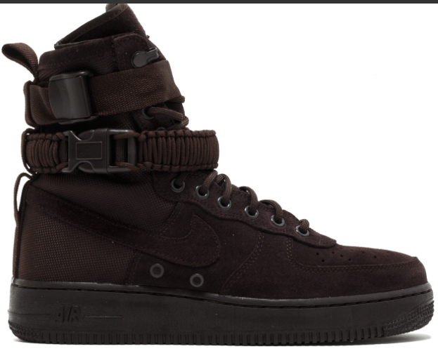 Nike Air Force 1 AF SF Special field Velvet Brown 864024 203 AUTHENTIC In  Stock 7872e6067