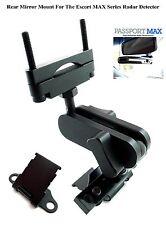 Car Mount for Rear Mirror ESCORT Max Max2 Max360 Gt7 Series Radar Detector