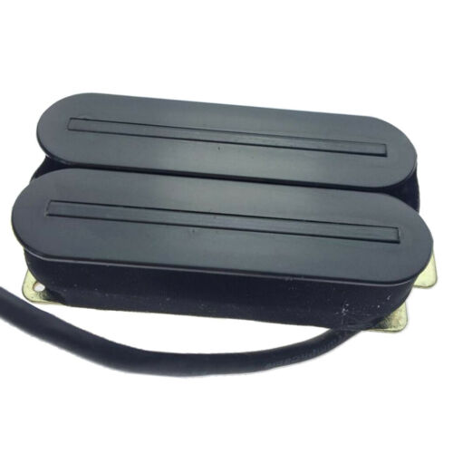 Dual Rail 4P Hochleistungs Gitarre Tonabnehmer Hals Steg Pickup für E-Gitarre