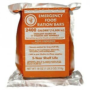 Ultimate Survival Technologies PDQ UST Emergency Food Ration Bars