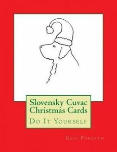 Slovensky-Cuvac-Christmas-Cards-Do-It-Yourself-by-Forsyth-Gail-Paperback