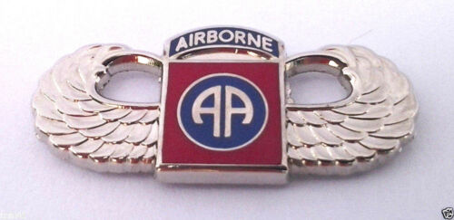 82ND AIRBORNE WINGS Military Veteran US ARMY Hat Pin P12022 EE  SMALL