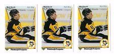 LOT OF 3 1990-91 UPPER DECK #178 MARK RECCHI ROOKIE CARD HOCKEY RC UD