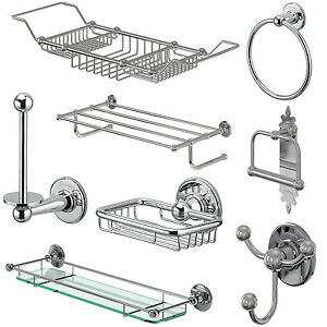Image Is Loading Bathroom Accessories Burlington Traditional Chrome Shower Soap Dish