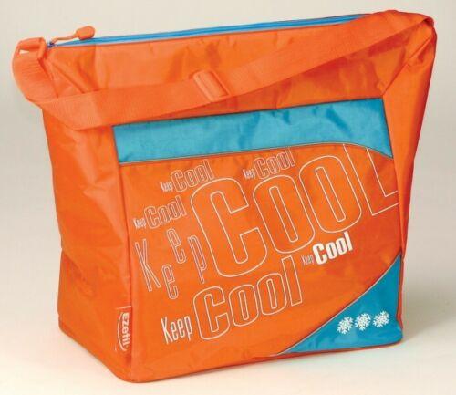 2 440g Kühlakkus EZetil Kühltasche KC Holiday 26 Liter orange