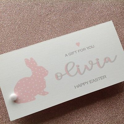 Easter Chick Money Wallet Gift  Present New Uk Greeting Card