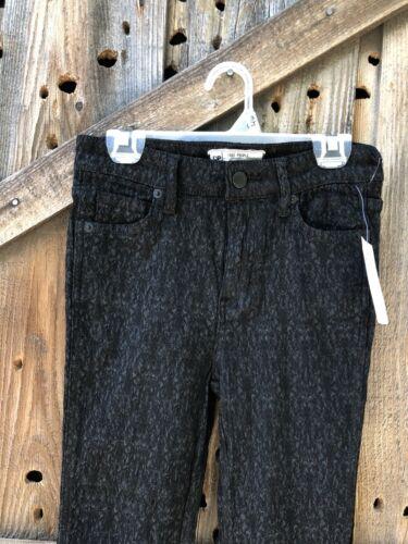 skinny taglia stretch People neri Free texturizzati Pantaloni 888374540588 25 Nwt FB0Awntqn