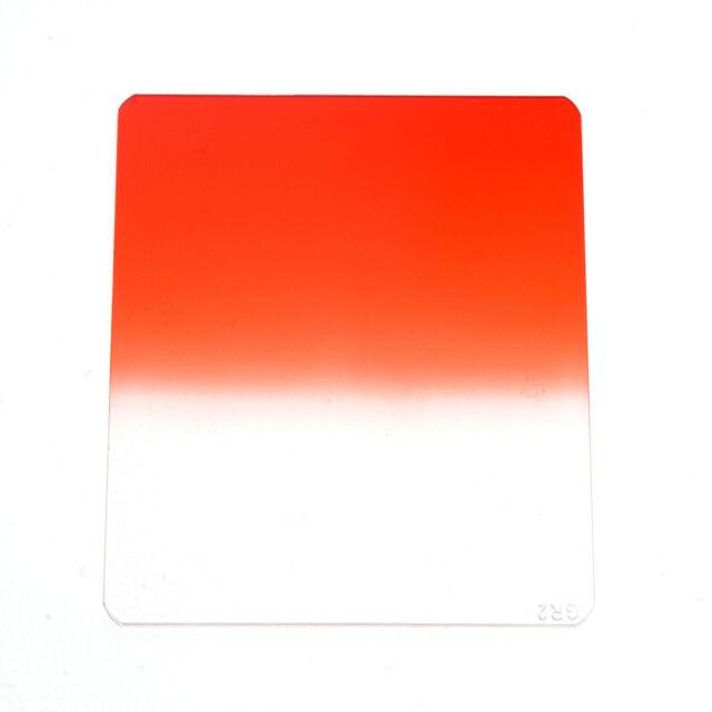 Kood P Series Cokin P Size Dark Red Soft Graduated Filter