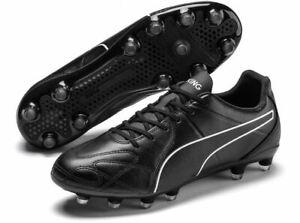 PUMA KING Hero FG Football Boots Black