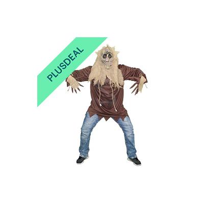 Scarecrow Kostüm Vogelscheuche Halloween Horror Herren Kinder 152-178 und M-XXL