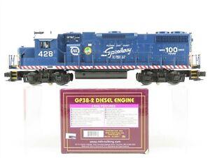 O-Gauge-MTH-20-2253-1-FEC-Florida-East-Coast-3-Rail-GP38-2-Diesel-ProtoSound-2-0