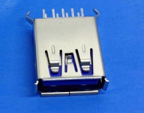 Connecteur à souder USB 3.0 femelle type A / Female USB 3.0 connector to solder