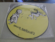 Omar Rodriguez - s/t - LP PICTURE Vinyl /// LIMITED & NUMBERED2