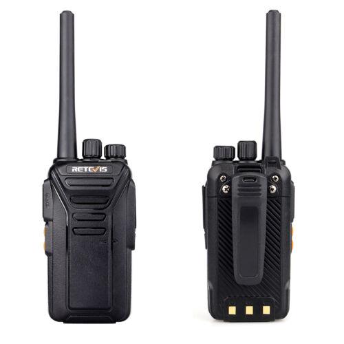 2XRetevis RT27 VHF MURS  Two-Way Radio VOX 5CH TOT License-free Walkie Talkie US