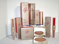 Jabot 5 Pc Set Foundation, Concealer, Blush, Bronzer, & Gloss Dark Skin Tone