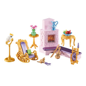 Playmobil-Royal-Lounge-Building-Set-6520-NEW-IN-STOCK-Learning-Toys